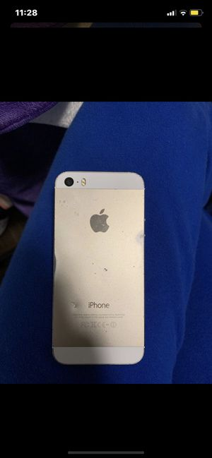 iPhone 5 for Sale in Federal Way, WA