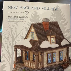 Department 56 New England Village Series for Sale in Fremont, CA