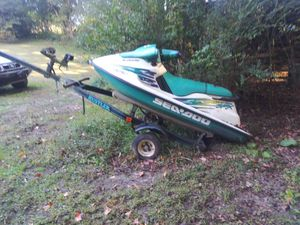 1996 SPX Seadoo with Trailer for Sale in Cumming, GA