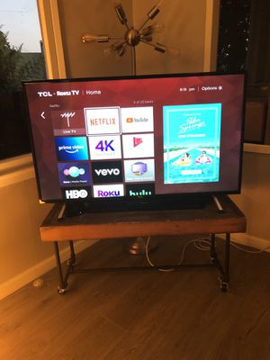 "TV screen TCL 49"" for Sale in Los Angeles, CA"