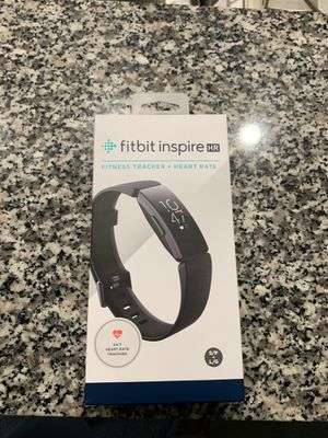 Fitbit Inspire HR-Brand New in box for Sale in Tampa, FL
