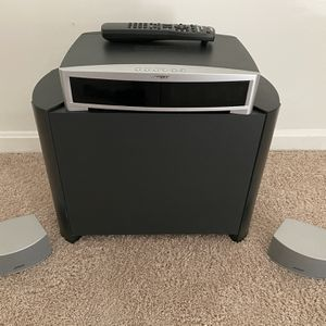 Bose® 2.1 Surround Sound Home Theater System for Sale in Silver Spring, MD