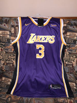 Anthony Davis Lakers Nike Jersey Size XXL New With Tags for Sale in Vancouver, WA