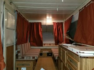 1985 Coleman pop up camper needs TLC for Sale in Aurora, IL