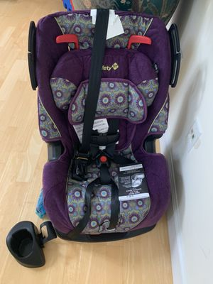 Safety first car seat for Sale in Springfield, IL