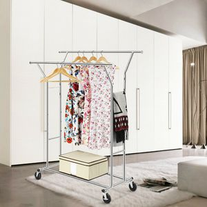 NEW Adjustable Drying Rack Indoor Clothes Hanger Garment Rack for Bedroom Storage area Backyard for Sale in Las Vegas, NV