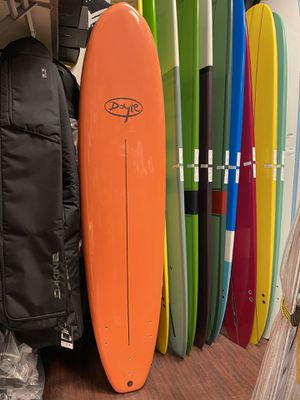 Doyle 8' Performance soft top longboard surfboard for Sale in San Clemente, CA