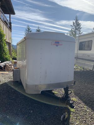 Loadrunner 5x10 enclosed cargo trailer for Sale in Camas, WA