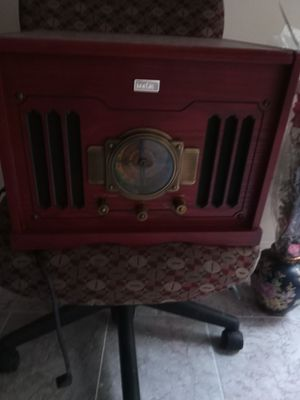 Antique all in one turnable musical device for Sale in Lilburn, GA