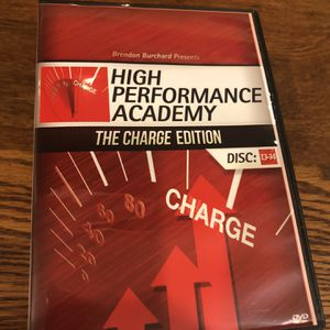 Brendon Burchard High Performance Academy cd for Sale in Sterling, VA