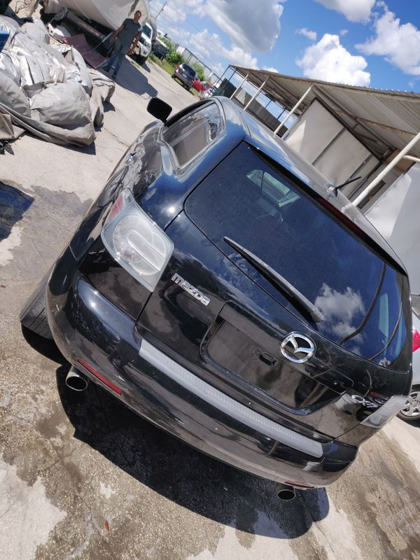 Mazda 2009 CX-7 parts ONLY