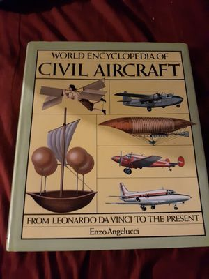 World Encyclopedia Civil Air Craft book for Sale in St. Louis, MO