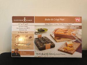 Copper chef Bake & Crisp Pan for Sale in Boynton Beach, FL