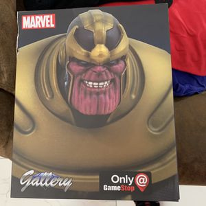 THANOS STATUE Diamond Gallery Marvel Comics Infinity War GameStop Exclusive for Sale in Kissimmee, FL