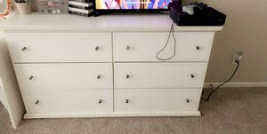 White dresser for Sale in Colorado Springs, CO