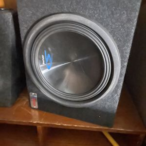 12 Inch Sub In Box Alpine S for Sale in Fremont, CA