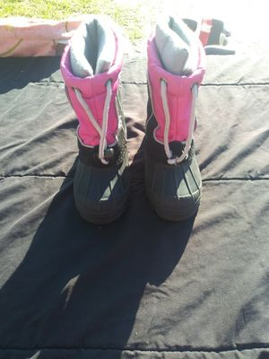 Girl boots size 8 for Sale in Prattville, AL