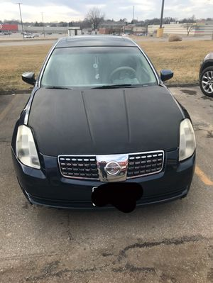 2005 nissan maxima se for Sale in Des Moines, IA