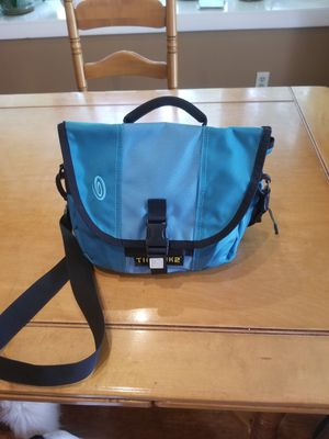 Timbuktu blue small messenger bag for Sale in Vernon, CT