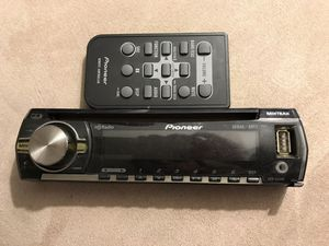Pioneer Car Stereo w/ USB input for Sale in San Diego, CA