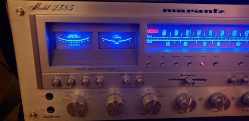 Marantz 2385 + Polk Audio Monitor 7As for Sale in Portland,  OR