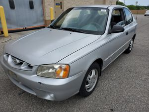2002 Hyundai Accent GS 2door Very Reliable for Sale in Laurel, MD