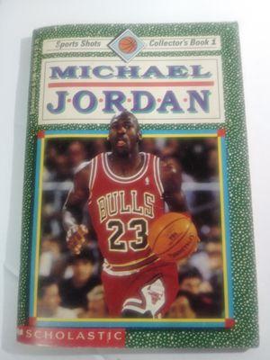 Michael Jordan mini book for Sale in Waterbury, CT