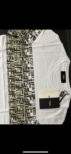 Camo FF Fendi Men's T Shirt for Sale in Lorton,  VA