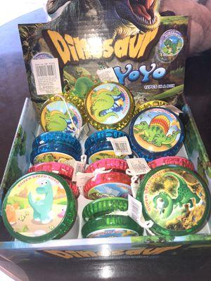 Dinosaur light up yo-yos $1 each for Sale in Long Beach, CA