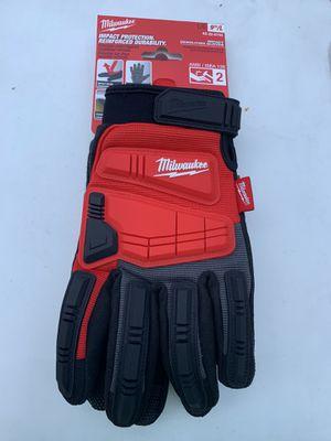 Milwaukee Impact Demolition/Work Gloves L for Sale in Harrisburg, PA