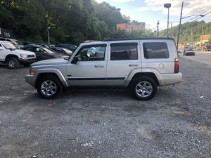 2007 Jeep commander for Sale in Pittsburgh, PA
