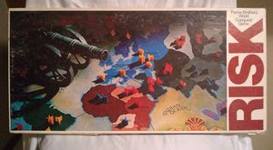 Risk 1975 Parker Brothers board game for Sale in Wentzville, MO
