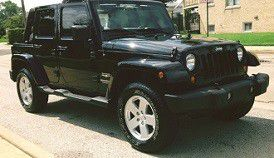 2007 Jeep Wrangler Sahara 4wd AutoMatic for Sale in Cleveland, OH