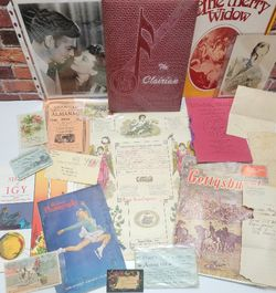 Vintage Ephemera Lot - Photos Advertising + more for Sale in Reinholds,  PA