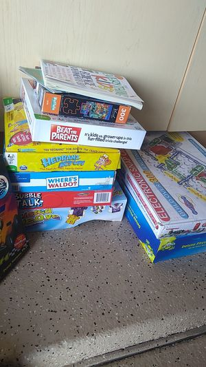 Kids games and education sets and toys for Sale in Scottsdale, AZ