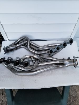 FORD SMALL BLOCK STAINLESS STEEL HEADERS, BRAND NEW COST $600. TAKE $295. for Sale in Glen Allen, VA