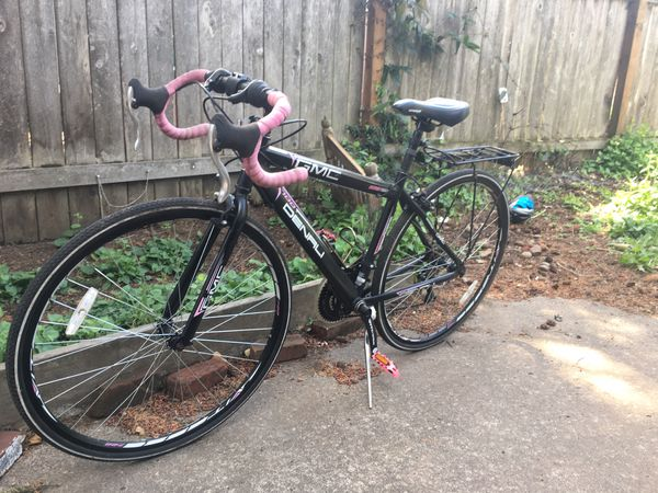 Denali road bike and get condition Been used as a commuter all gears work break everything functional and it rides great new tires must go ASAP $150