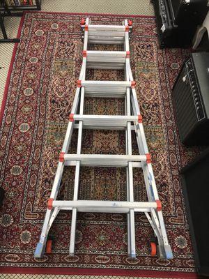 Little Giant Ladder Systems Type 1A M26 Model 10126 Extendable Ladder for Sale in Woodbridge, VA