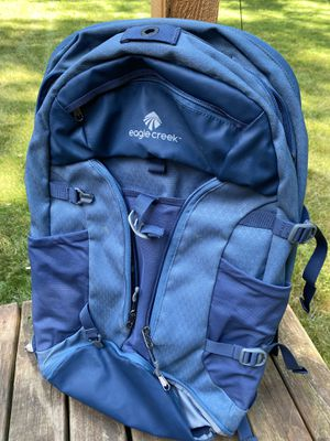 Eagle Creek 40L Global Companion Backpack with packing cubes for Sale in Poulsbo, WA