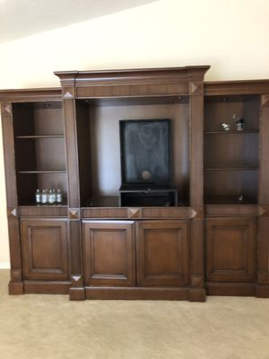 Entertainment Center in Great Condition! NEED GONE! for Sale in Port St. Lucie, FL