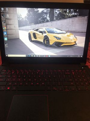Dell gaming laptop for Sale in East Wenatchee, WA
