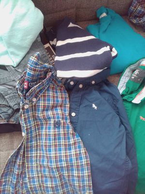 BEAUTIFUL! GOOD CLOTHES 175 Pcs. Kid's Clean Clothing !( BOY'S & GIRL'S !) NAME BRAND'S! for Sale in Newark, NJ