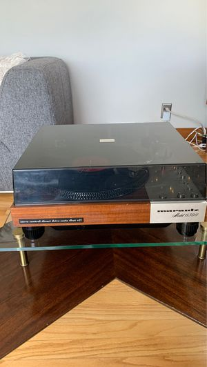 Vintage Marantz 6300 Turntable for Sale in Seattle, WA
