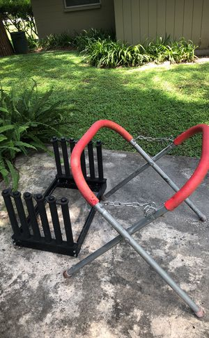 equalizer windshield stand/ windshield rack both for 175$ for Sale in Tampa, FL