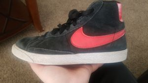 Nike Red and Black Shoes for Sale in Phoenix, AZ