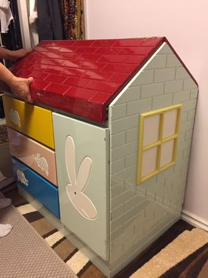 Bunny House, Drawer, and Desk for Sale in Seattle, WA