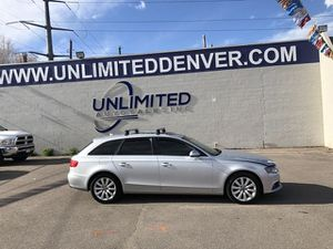 2010 Audi A4 for Sale in Denver, CO