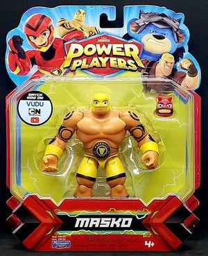 ZAG Heroez Power Players Masko Action Figure Playmates Cartoon Network - NEW for Sale in Harrisonburg, VA