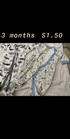 Lot of baby boy clothes... prices are in each picture. for Sale in Manassas, VA