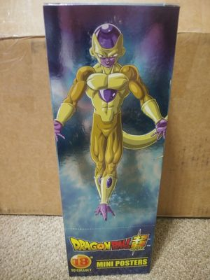 Dragonball Z Mini Posters for Sale in Long Beach, CA